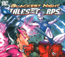 Blackest Night: Tales of the Corps Vol 1 3