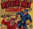 Mystery Men Comics Vol 1 12