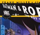 All Star Batman and Robin, the Boy Wonder Vol 1 6