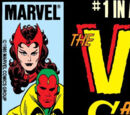 Vision and the Scarlet Witch Vol 2 1