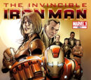 Invincible Iron Man Vol 1 500.1