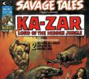 Savage Tales Vol 1 7