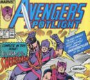 Avengers Spotlight Vol 1 22
