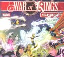 War of Kings Saga Vol 1 1