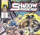 Shadow Riders Vol 1 1