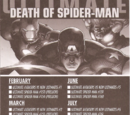 Death of Spider-Man/Images