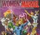 Women of Marvel: Celebrating Seven Decades Handbook Vol 1 1