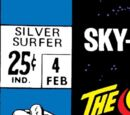 Silver Surfer Vol 1 4