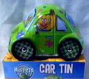 Muppets car tin