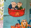 Muppet towels (Blackstaff)