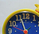 Sesame Street talking alarm clocks
