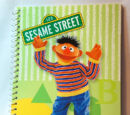 Sesame Street notebooks
