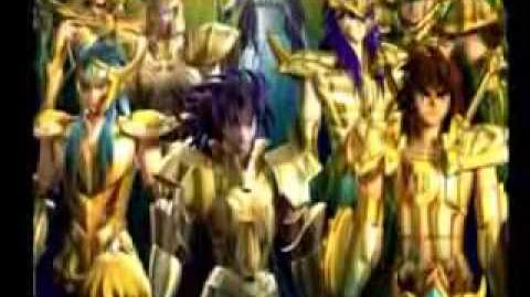 PS2 Saint Seiya The Hades Intro