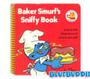 Baker Smurf's Sniffy Book