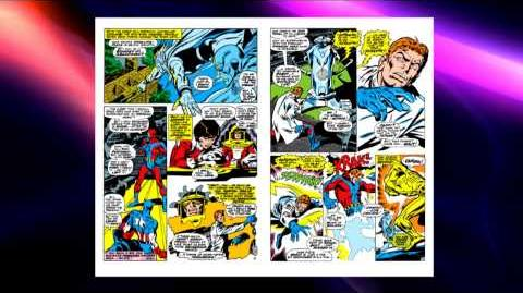 Age of Ultron 6 Issue Flashback to Avengers Issues 42 & 58 -- Marvel AR