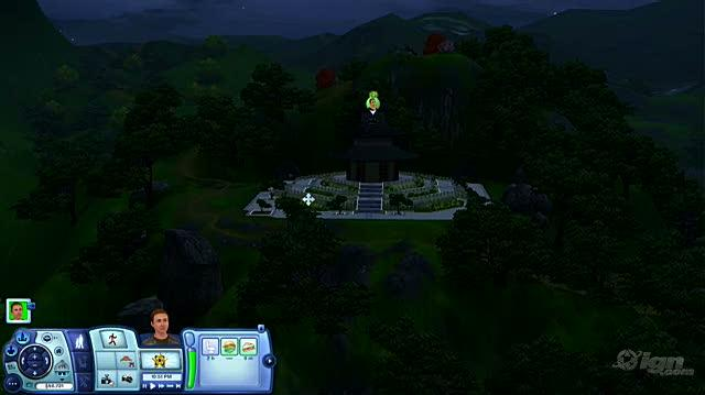 The Sims 3 World Adventures Video Review - Sims 3 World Adventures Video Review