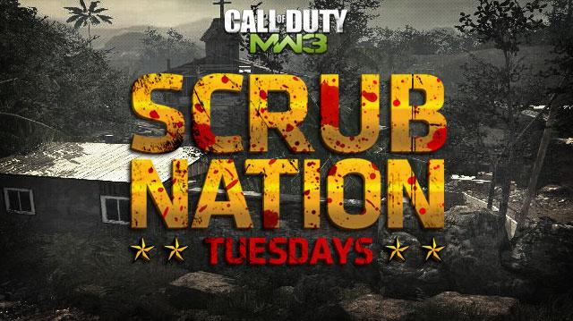 Call of Duty Modern Warfare 3 - Scrub Nation Tuesdays with DIPO787 and Bobbya1984