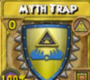 Myth Trap Treasure Card