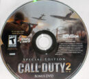 Call of Duty 2 Special Edition Bonus DVD