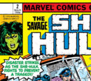 Savage She-Hulk Vol 1 2
