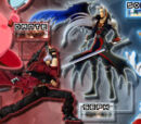 Kirby vs Dante vs Sephiroth vs Sonic the Hedgehog 2008
