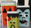 Creepy Creature Canisters