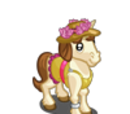 Spring Fashion Unicorn Foal