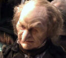 Unidentified Goblin at Gringotts in 1998 (II)