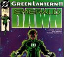 Green Lantern: Emerald Dawn/Covers