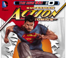 Action Comics Vol 2 0