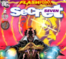 Flashpoint: Secret Seven Vol 1 2
