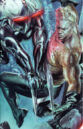 Black Manta (Justice) 001 and Arthur Curry (Justice) 004.jpg