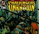 Challengers of the Unknown Vol 3 2