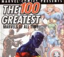 100 Greatest Marvels of All Time Vol 1 3/Images