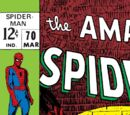 Amazing Spider-Man Vol 1 70/Images