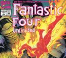 Fantastic Four Unlimited Vol 1 7