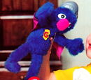 Sesame Street Dressed plush