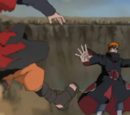 Pain vs. Kakashi
