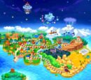 List of Mario locations