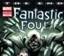 Fantastic Four: The End Vol 1 1