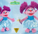 Sesame Street plush (Nanco)