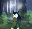 Sonic and the Twilight Ghost