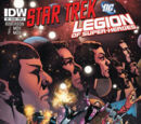 Star Trek/Legion of Super-Heroes Vol 1 6