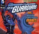 Green Lantern: New Guardians Vol 1 10