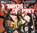 Birds of Prey Vol 3 1