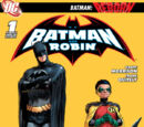 Batman and Robin: Batman Reborn