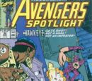 Avengers Spotlight Vol 1 30