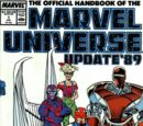 Official Handbook of the Marvel Universe Vol 3