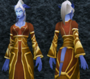 Draenic Silk Robes