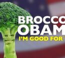 Annoying Orange: Broccoli Obama
